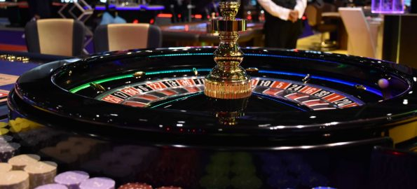 Play Online Roulette